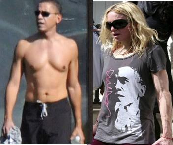 Madonna+Obama