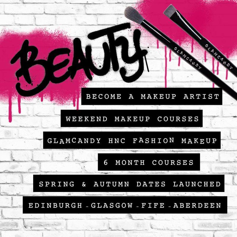 Makeup Artist Course Edinburgh