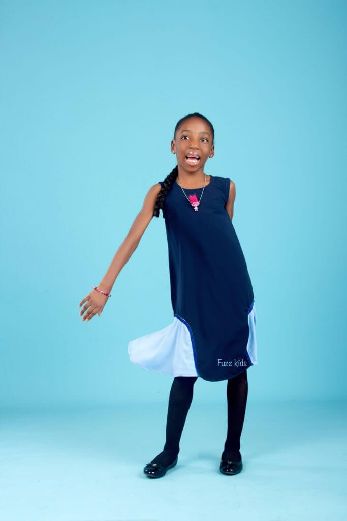 "Fuzz kids ""Dynamic Girl"" Dress Collection Is Definitely An Upgrade To A Child's Cuteness 6"
