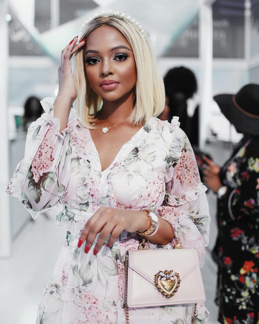 Mihlali Ndamase Is About To Spice Up Your Weekend With Her Veuve Cliquot Polo Event | Video 1