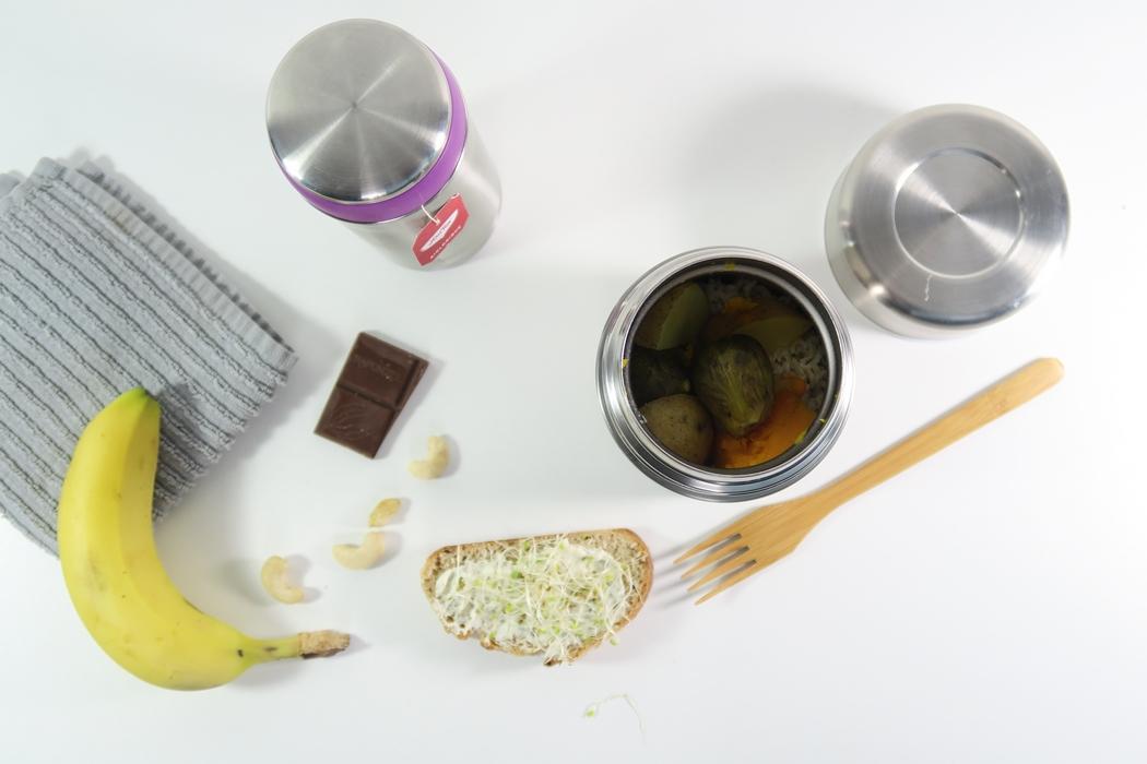 La lunchbox saine, gourmande, copieuse et chaude, ça existe ? Mais oui ! Suivez ces quelques conseils et vos déjeuners vont changer de saveur !