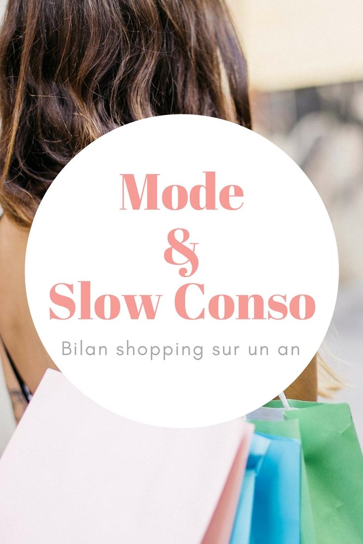 La slow conso est devenue LA recommandation pour sauver la planète et se sentir bien dans ses baskets. Mais peut-on réellement avoir une vie moderne et heureuse sans rien acheter ? Bilan d'un an de slow shopping.