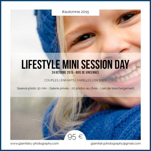 mini session info