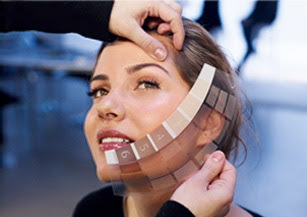 jawline How To Choose A Right Foundation To Get The Flawless Look