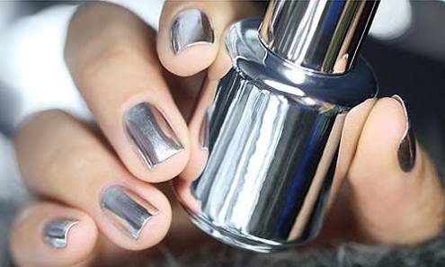 Born Pretty Mirror Effect Nail Polish Review