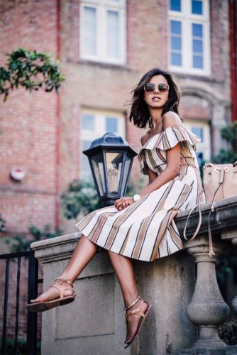12 SUMMER DRESSES FOR HOT DAYS