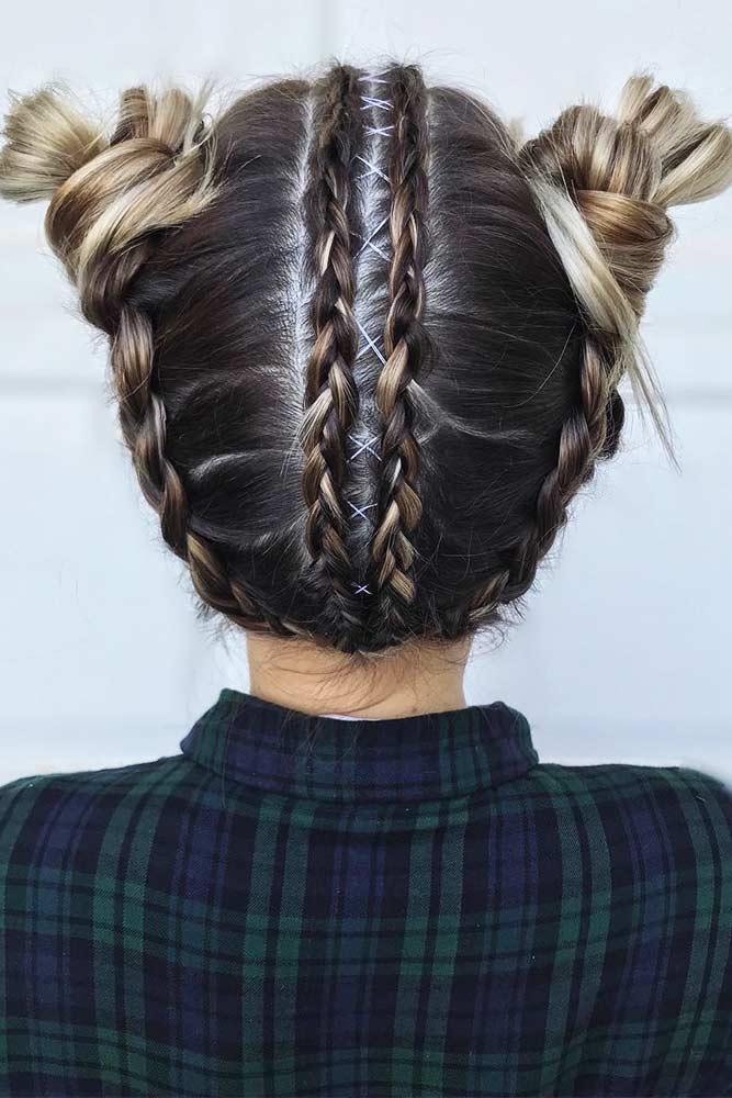 Cute Braid Hairstyles HairStyles