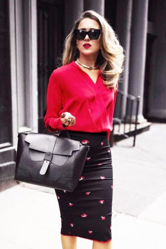 Charming Outfit Ideas For Work