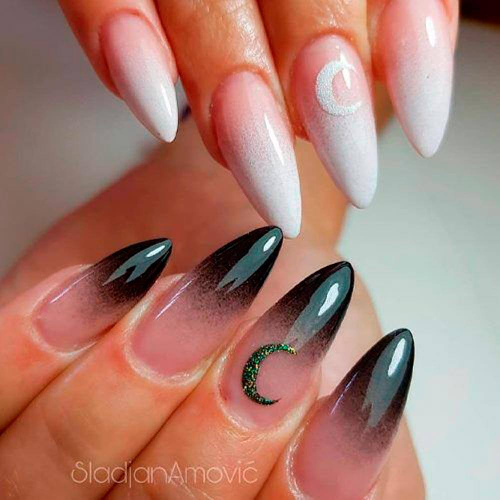 100 New French Manicure Designs To Modernize The Classic Mani