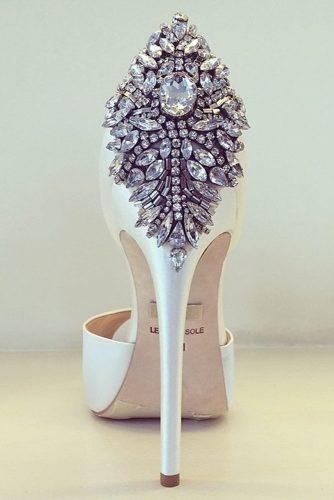 Heel Height Prom Shoes
