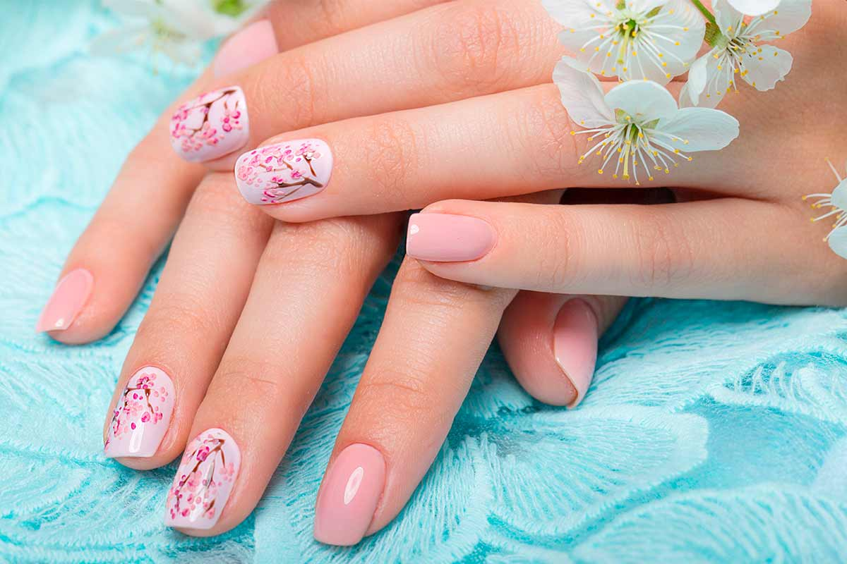 Captivating Spring Nail Designs To Great The Beautiful Season