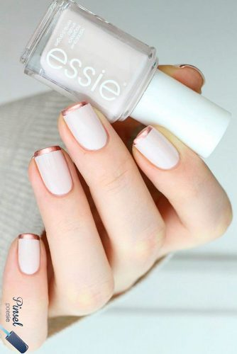 Sweet and Elegant Nail Designs