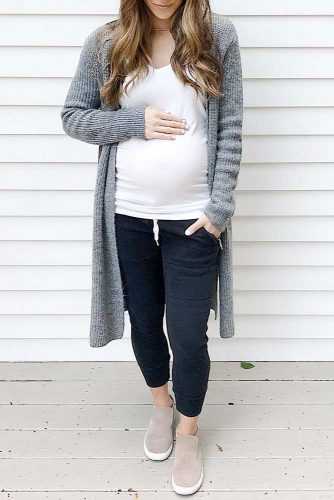 Comfortable Maternity Clothing for Everyday Wear