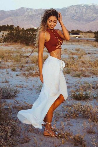Stylish Summer Ideas For Coachella