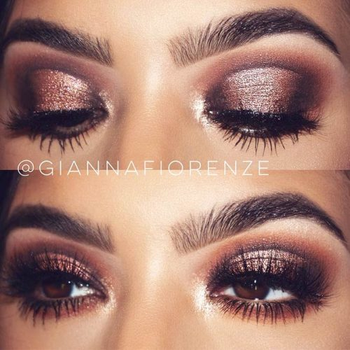 Best Eyeshadow Color For Brown Eyes picture 5