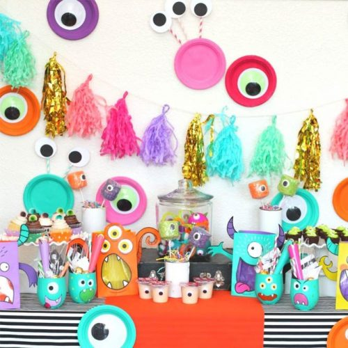 Monster Mash Party Decorations