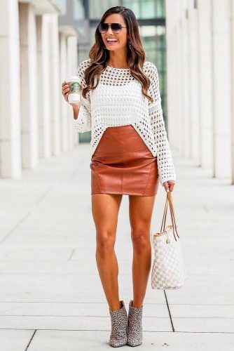 Mini Skirt #miniskirt