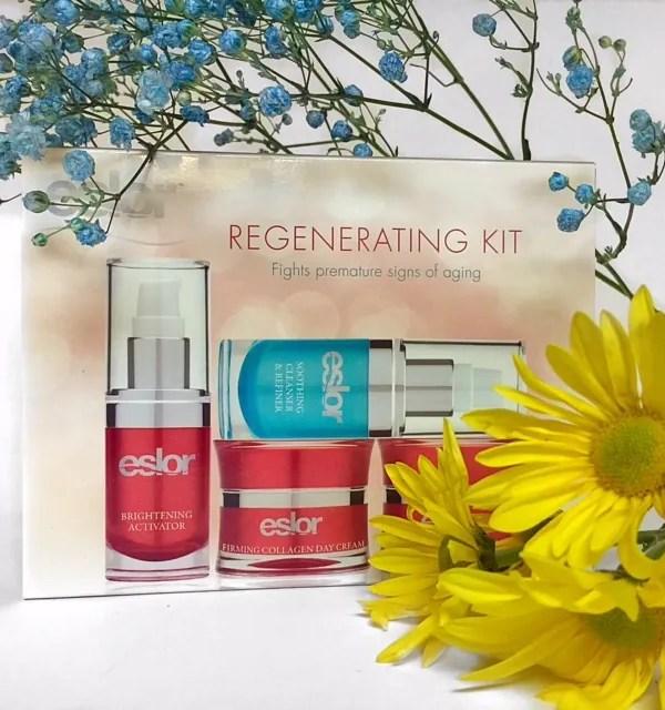 Eslor: GLOWING Skin & GIVEAWAY!