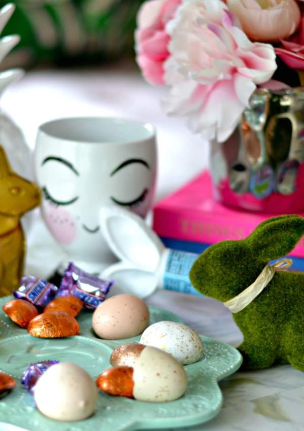 How to Make a CHIC Easter Basket