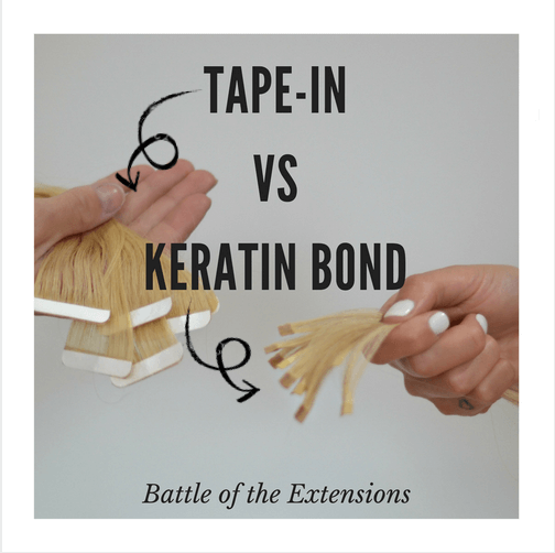 Battle of Hair Extensions (& what you NEED to know)