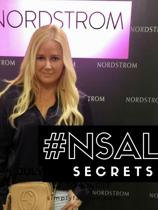 3 Secrets: The Nordstrom Anniversary Sale