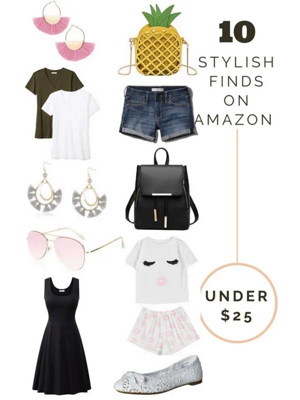 10 Stylish Finds You'll Wear All Season (under $25)