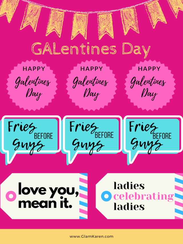 Pretty in Pink: Best GALentines Day Gift Guide