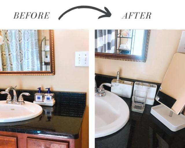 Easy Bathroom Upgrades on a Budget