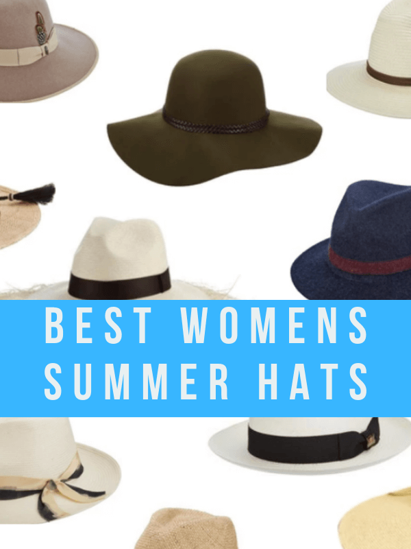 The Best Womens Summer Hats to Wear Right Now!