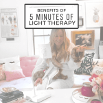 5 Minutes of Light Therapy = Best Facial Treatment