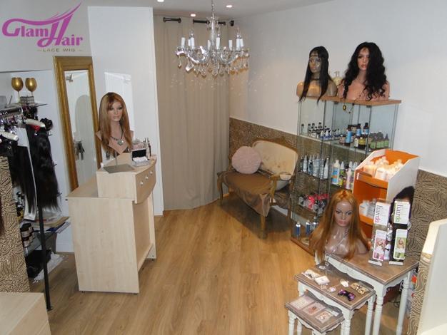 Glam Lace: le nouveau salon