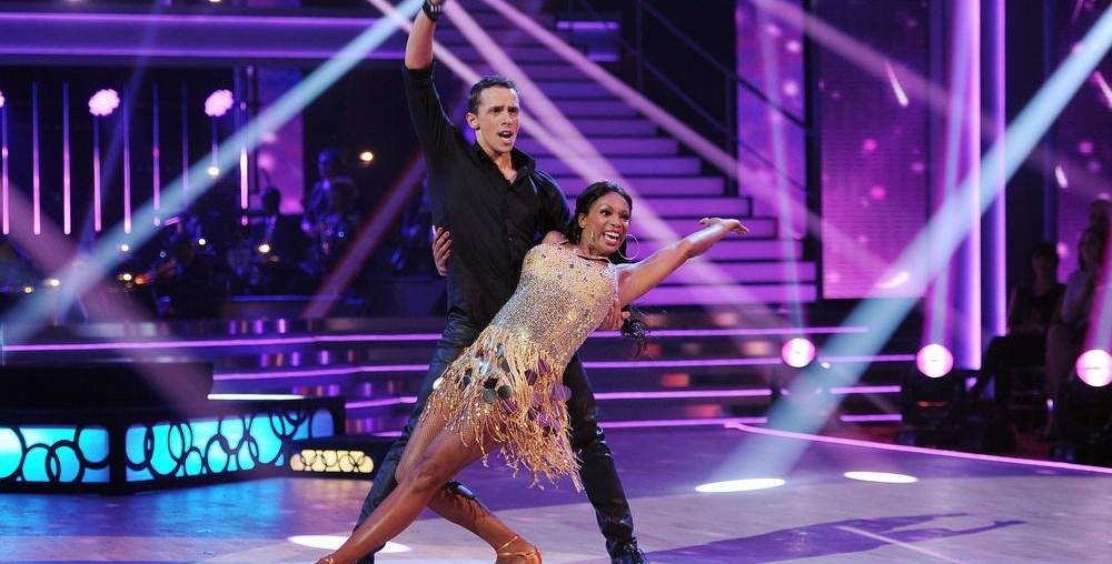 Glam Lace danse avec des stars....