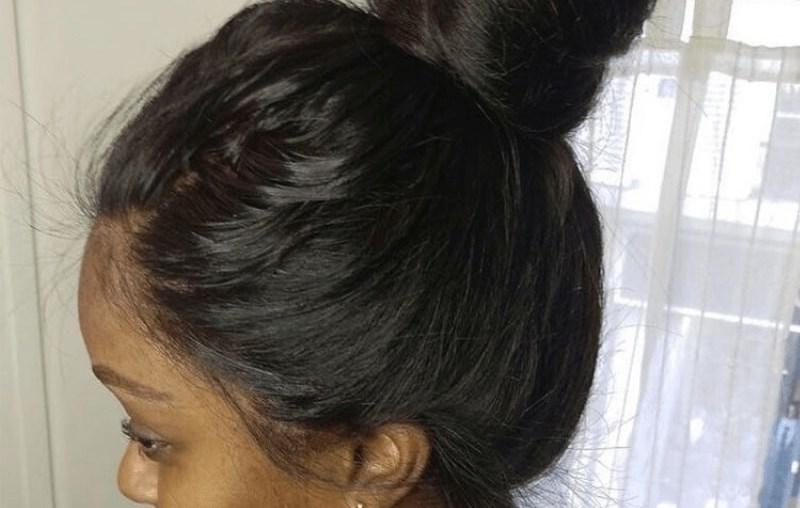 Puis-je faire une coiffure haute avec ma Lace Wig ?