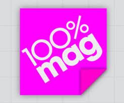 Apparition Nana dans émission 100% mag de m6