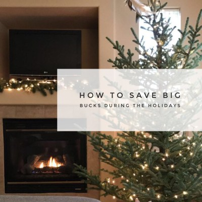 How to save big bucks during the holidays