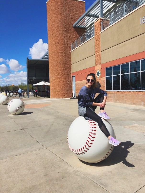 Spring Training Peoria Sports Complex