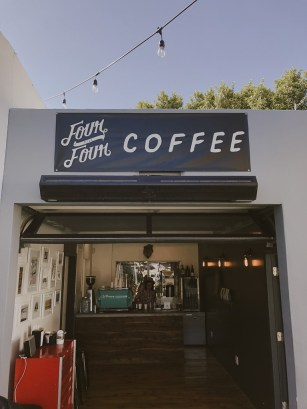 FourtillFour coffee