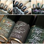 Cult Nails Midnight Masquerade Collection Swatches, Pictures and Review