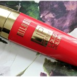 Milani Red Extreme Lip Intense Review, Swatches, Pictures
