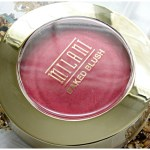 Milani Bella Rosa Baked Blush Review, Swatches, Pictures