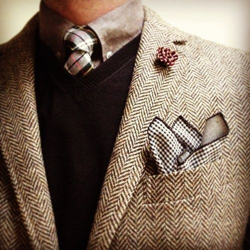 taking care of you pocket square