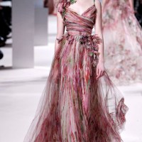 Elie Saab 2011 Haute Couture Collection - Mix between romance and sexiness