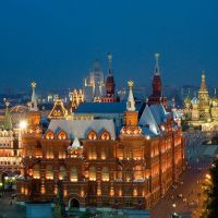 Top 10 Most Expensive Hotels In The World - Ritz-Carlton Moskow (Russia) 09.
