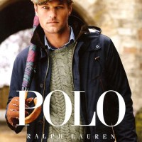 Ralph Lauren Fall 2012 Men Collection - Unique mix of luxurious layers