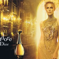 Dior J'adore by Charlize Theron