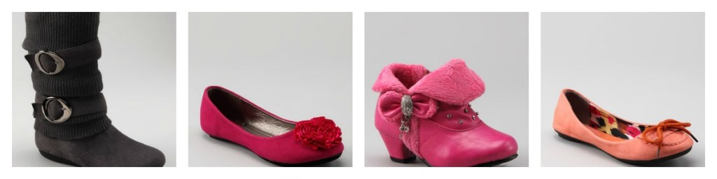 Zulily.com Boot's and Shoe's for great prices!!