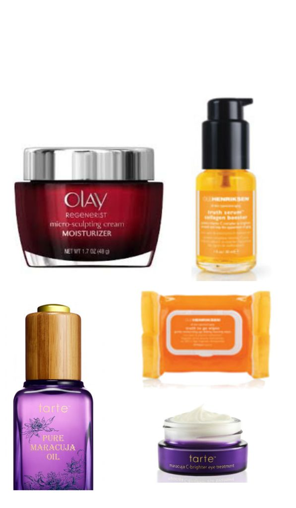 5 Anti-aging Skin Care Products to try