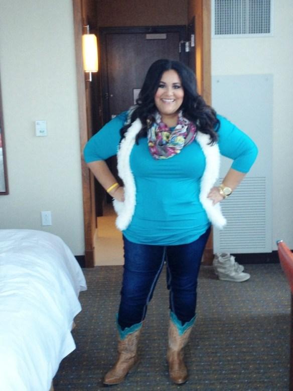 Plus Size Beauty & Fashion Blogger