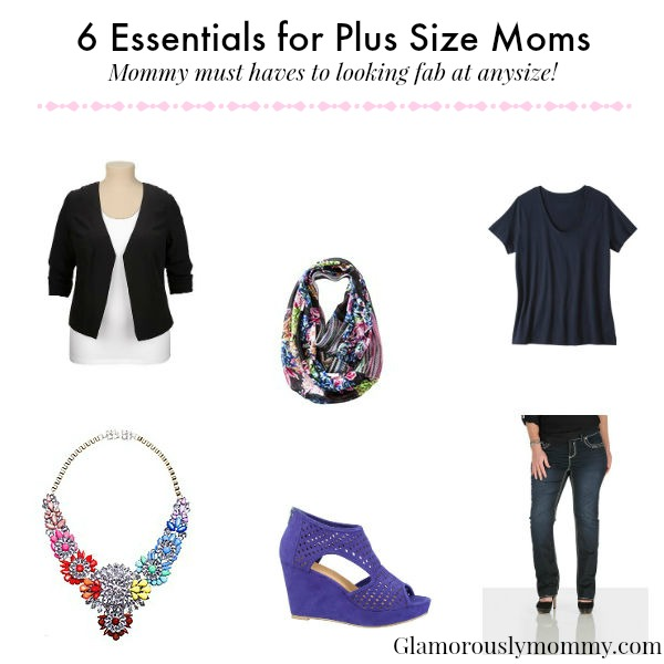 6 Wardrobe Essentials for Plus Size Moms