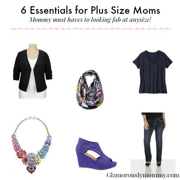 6 Essentials for Plus Size Moms
